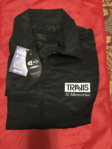 Travis (the Band) 12 Memories Promo Waterproof Jacket new w/tags