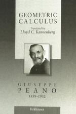 Geometric Calculus : According to the Ausdehnungslehre of H. Grassmann by...