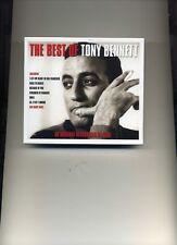 TONY BENNETT - THE BEST OF - 2 CDS - NEW!!