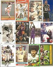 (50) Cards of Players and Stars Born in Ohio NO DUPES! Mike Schmidt Cris Carter
