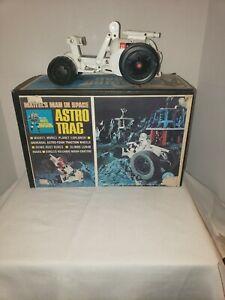 MATTEL'S MAN IN SPACE MAJOR MATT MASON ASTRO TRAC BOXED