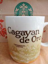 NEW Starbucks CAGAYAN DE ORO Philippines city Icon 16 oz mug
