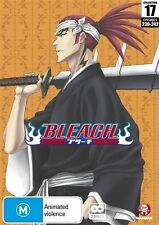 Bleach : Collection 17 : Eps 230-242 (DVD, 2013, 2-Disc Set) New Region 4