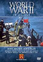 World War II In Colour - Anchors Aweigh (DVD, 2005)