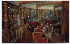 MADONNA INN~COFFEE COUNTER~SAN LUIS OBISPO,CALIFORNIA POSTCARD