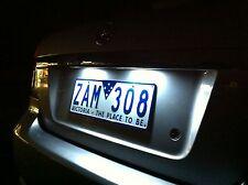 T10 SMD 5050 super white number plate LED bulb/globe for Holden cruze