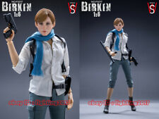 1/6 SWtoys FS017 Resident evil 6 Sherry Birkin Action Figure Collection In Stock