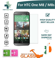 For HTC One M8 / M8s Tempered Glass Screen Saver Protector Guard Film