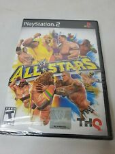 WWE All Stars Sony PlayStation 2 2011 New PS2 Wrestling WWF Game SEALED RARE