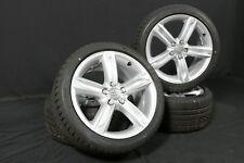 8J0601025BG Audi TT 8J 18 Zoll Alufelgen DUNLOP Winterreifen 245 40 R18 4x 7,5mm