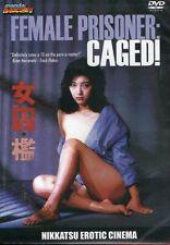 Female Prisoner: Caged! DVD Mondo Macabro 1983 Pinky violence