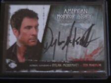 Horror Trading Cards with Autographed