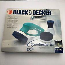 Black & Decker ScumBuster Cordless Wet Scrubber SB400