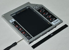 SATA 3 III 2nd HDD SSD 9.5mm Case Caddy for Acer Asus MSI Lenovo Dell Sony HP LG