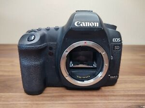 Canon EOS 5D Mark II 21.1MP Full Frame Digital SLR Camera Body *Look*Read*Parts!