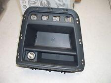 VW Golf PLUS centre console tray 5M2863284F New genuine VW part