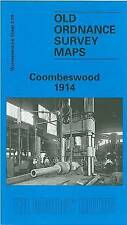 OLD ORDNANCE SURVEY MAP Coombeswood 1914: Worcestershire Sheet 5.09