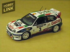 Toyota Diecast Rally Cars
