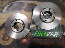 FZ614233 2 DISCO FRENO IVECO EUROCARGO 322 mm REF. 1907726