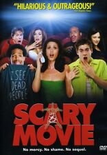 Scary Movie [New DVD] Ac-3/Dolby Digital, Dolby, Widescreen