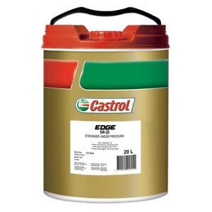 Castrol EDGE 5W-20 Engine Oil 20L 3372606