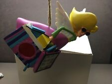 Funny Flying Sassy Lady Birdhouse New In Original Box Colorful Retail Therapy