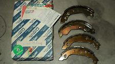 LANCIA Y 1.2 1.4 DEDRA DELTA 1.6 FIAT PUNTO kit Ganasce freno originali 5890500