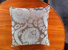 BRAND NEW KAS CUSHION AND COVER IN MOCHA TONES...JANA MOCHA