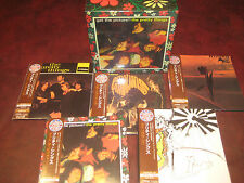 PRETTY THINGS GET PICTURE JAPAN RARE OBI 5 LP Replica Sealed IN A CD Box Set