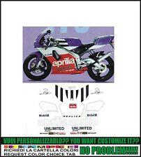 kit adesivi stickers compatibili  rs 125 extrema reggiani 1992