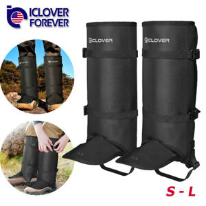 Snake Proof Gaiters Boots Protection Guard Anti Bite Chaps Leg Hunting Men Women