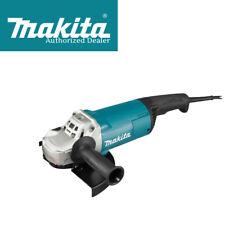 "Makita GA9060 9"" Angle Grinder, with Lock‑On Switch w/Full Warranty"