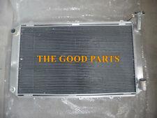3 rangée radiateur en aluminium pour NISSAN GQ PATROL Y60 4.2 L Essence TB42S TB42E 1987-97