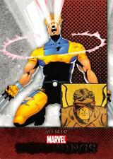 MIMIC / Marvel Beginnings Series 1 BASE Trading Card #20