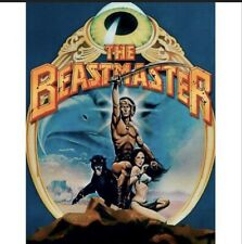 The Beastmaster (4K UHD Blu-ray Disc) Factory Sealed PRE-ORDER 7-27