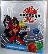 BAKUGAN  Battle Brawlers Adventskalender