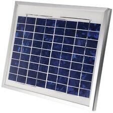 Coleman 10 Watt Portable Crystalline Solar Panel 12V Battery Charger DC 38001