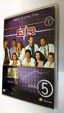 E.R. Medici  in prima linea DVD Serie TV Stagione 5 Disco 1 Episodi 4