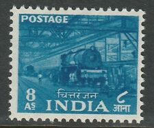 India 1955 8a Five Year Plan SG 362 Mnh/ Unmounted mint.