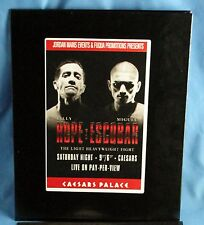 Southpaw Little Caesar Media File Production Used Movie Props Jake Gyllenhaal