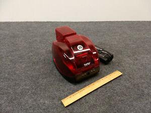 Evolis BDG101FRU Badgy Basic Card Printer w/ Power Adapter