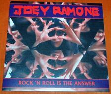 "Joey Ramone - Rock 'N Roll Is The Answer - 2012 Sealed RSD 7"""