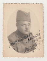 Affectionate Handsome Young Man Cute Face Attractive Guy Gay Int Old Photo 1920s