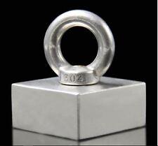 1pcs Block 50x50x25mm SUPER STARKE N52 Qualitäts Seltene Erden Magnet Neodym