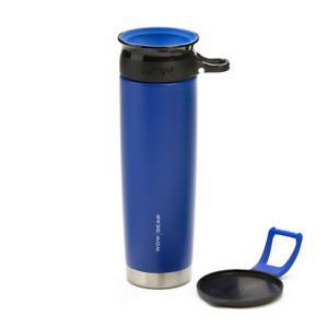 SALE: WOW Gear Stainless Steel Sports Bottle 650ml