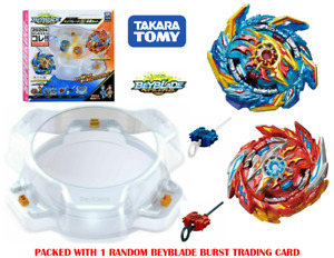 Takara Tomy Beyblade Burst B-162 Superking Battle Arena Stadium Set USA Seller
