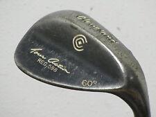 Cleveland 588 Black 60* Wedge Wedge Flex Steel Very Nice!!