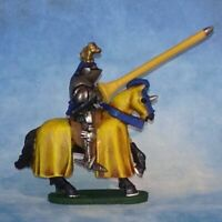 Medieval Knight Mounted Warhammer Fantasy Armies 28mm Unpainted Wargames