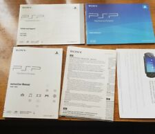 Psp Instructions Manual