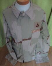 USAF Civilian Feldhemd - Coat - desert - Gr. XLarge-Regular - mit Effekten